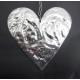 Deko Herz aus Aluminium