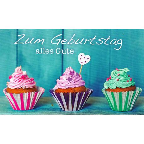 Zum Geburtstag alles Gute!
